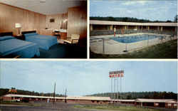 Shepherd Motel & Restaurnat, Highway 53 & 1-75