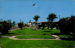 Galveston Bolivar Ferry Landing Postcard