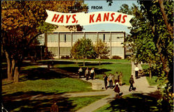 Fort Hays Kansas State College