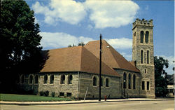 Trinity Methodist Church, North Division St