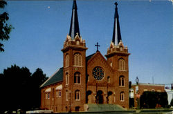 The Sacred Heart Church
