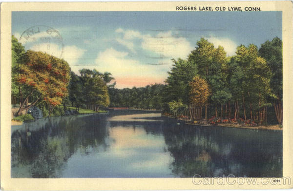 Rogers Lake Old Lyme Connecticut