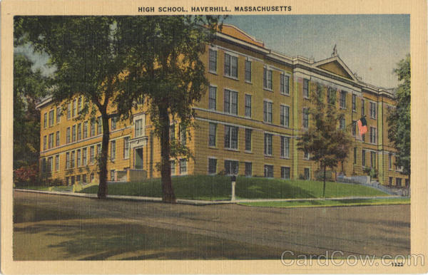 High School Haverhill Massachusetts