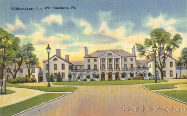 Williamsburg Inn Virginia