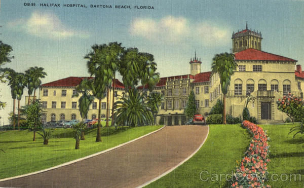 Halifax Hospital Daytona Beach Florida