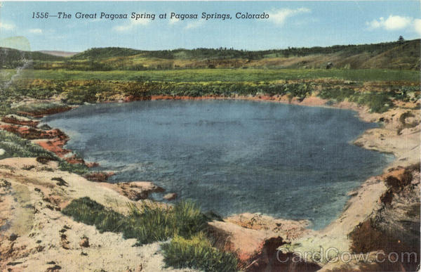 The Great Pagosa Springs Colorado