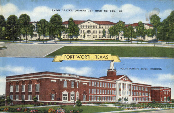 Amon Carter (Riverside) High School Fort Worth Texas