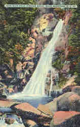Glen Ellis Falls, Pinkham Notch Postcard