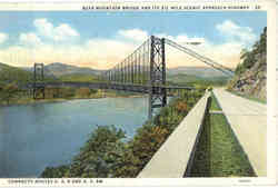 Bear Mountain Bridge and Scenic Approach