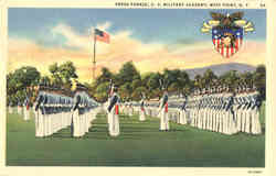 Dress Parade, U. S. Military Academy