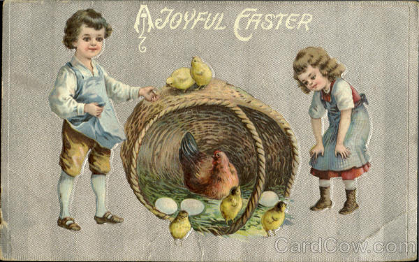 A Joyful Easter With Children
