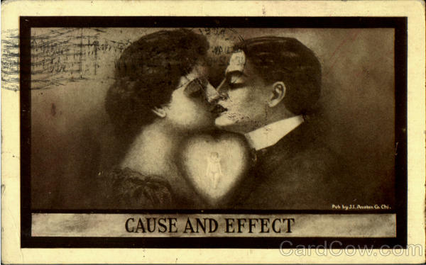 Cause And Effect Romance & Love