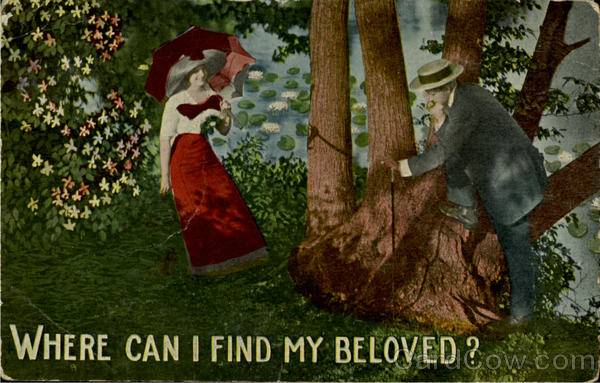 Where Can I Find My Beloved? Romance & Love