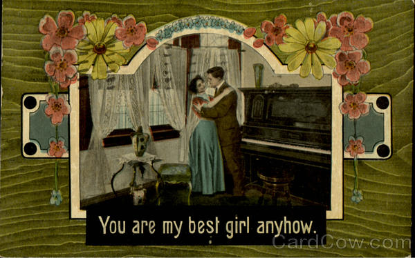 You Are My Best Girl Anyhow Romance & Love