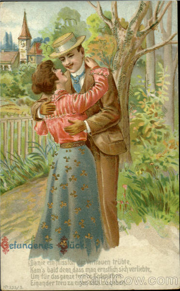 Gefundenes Ouck Romance & Love