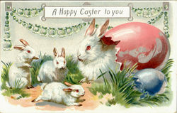 A Happy Easter To You