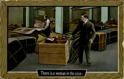 There Is A Woman In The Case