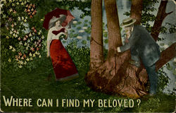 Where Can I Find My Beloved?