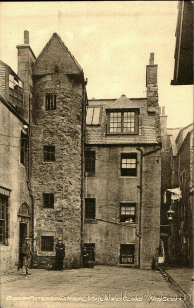 Bishop Paterson's House, Whitehorse Close Scotland