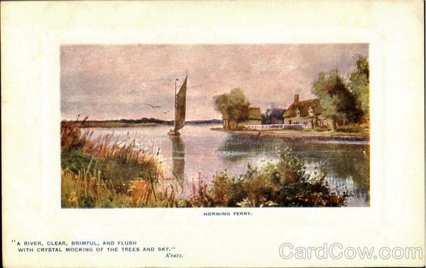 Horning Ferry England