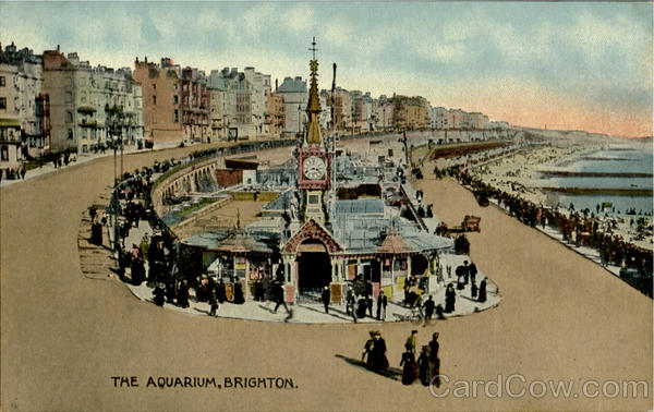 The Aquarium Brighton England