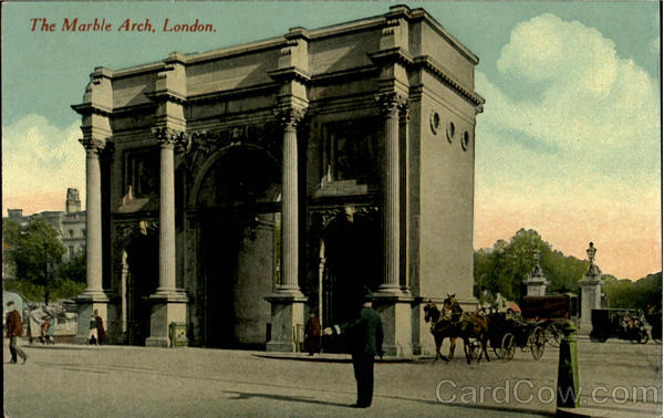 The Marble Arch London England