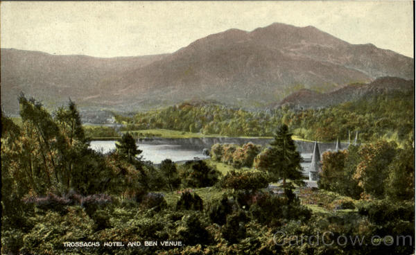 Trossachs Hotel And Ben Venue England