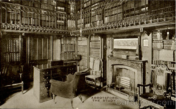 Abbotsford The Study England