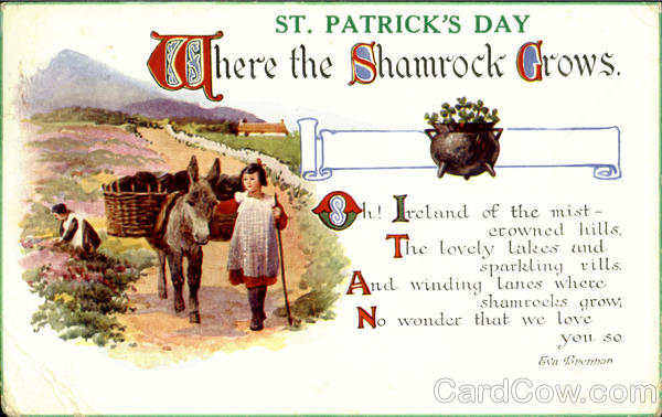 St. Patrick's Day England
