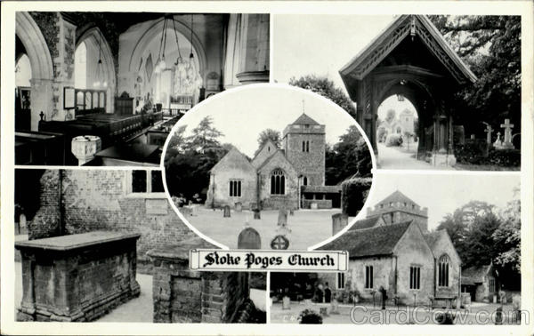 Stoke Pages Church England