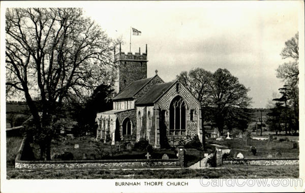 Burnham Thorpe Church England
