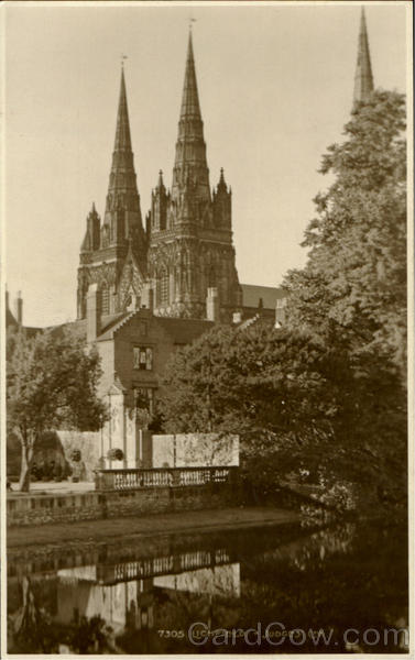 Lichfield Judges Ltd England