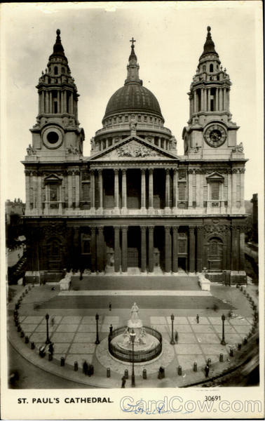 St. Paul's Cathedral England