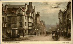 John Knox's House Postcard