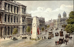 The Cenotaph Whitehall