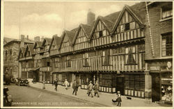 Shakespeare Hostelrie Postcard