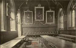 Dining Hall, Oriel College Postcard