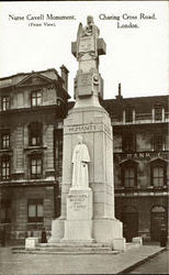 Nurse Cavell Monument, Charing Cross Road