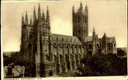 Canterbury Cathedral S. W