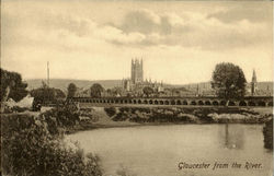 Gloucester From The River