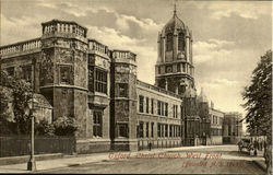 Christ Church West Front Postcard