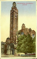 Westminster Cathedral Postcard