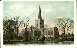 Holy Trinity Church From S. E Postcard