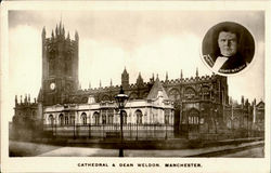 Cathedral & Dean Weldon Postcard