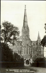 Salisbury Cathedral From The Old Deanery