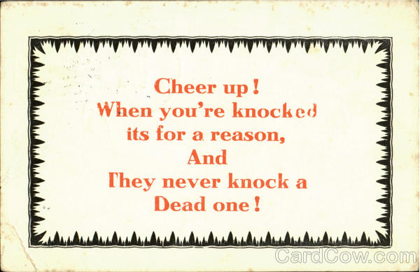 Cheer Up! Phrases & Sayings