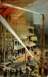 The Great Chelsea Fire Tower In Action