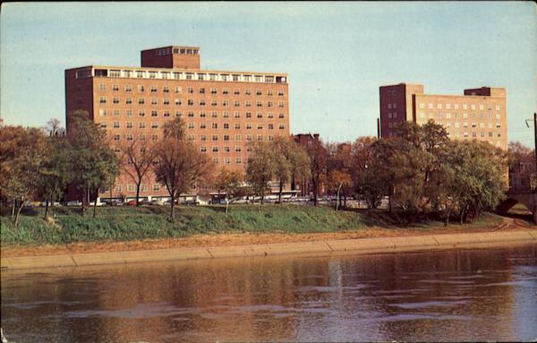 View Of Harrisburg Hospital