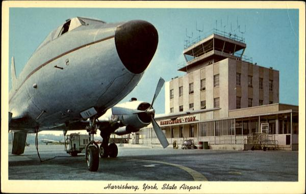 Harrisburgh State Airport Pennsylvania Airports