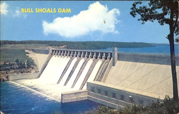 Bull Shoals Dam Bull Shoals Lake, MO